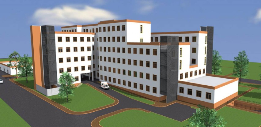 Uručena građevinska dozvola za novu dobojsku bolnicu, počinje izgradnja