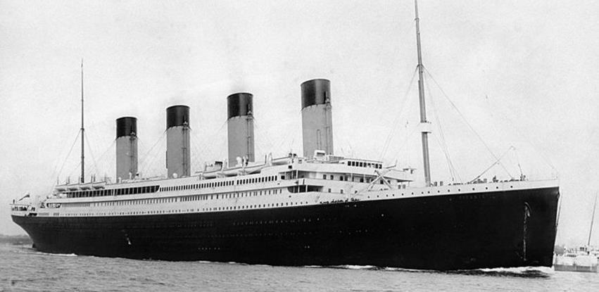 """Dan kada je okean progutao """"nepotopivi"""" Titanik"""