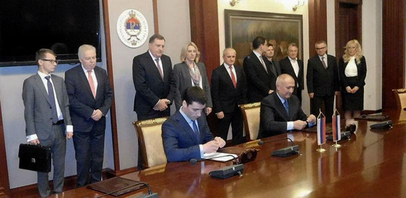 Gas-res Banja Luka i ruski Gazprom formiraju zajedničko preduzeće