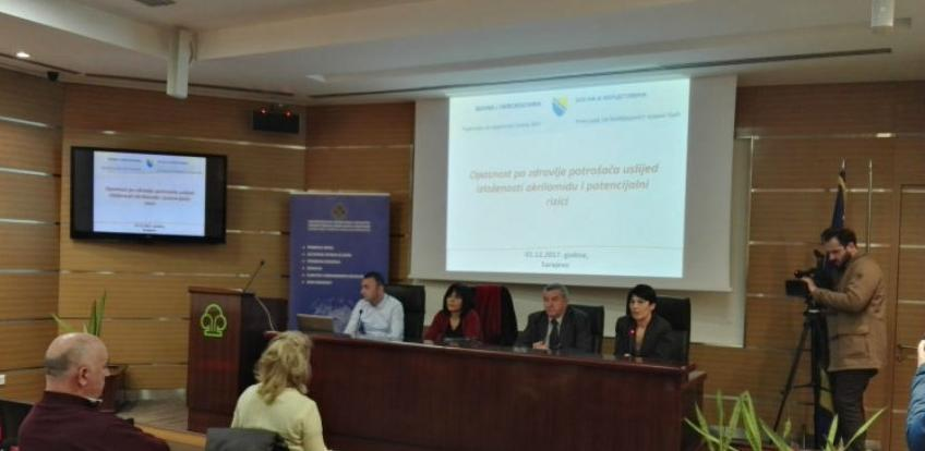 EU zabranila uvoz keksa iz BIH, firmamaizdate preporukeza akrilamid