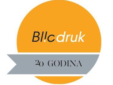 Štamparija Blicdruk: 20 godina sa Vama