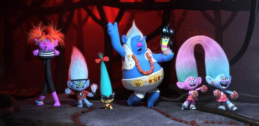 """Pogledajte kino najavu urnebesnog animiranog hita """"Trolovi – svjetska turneja"""""""