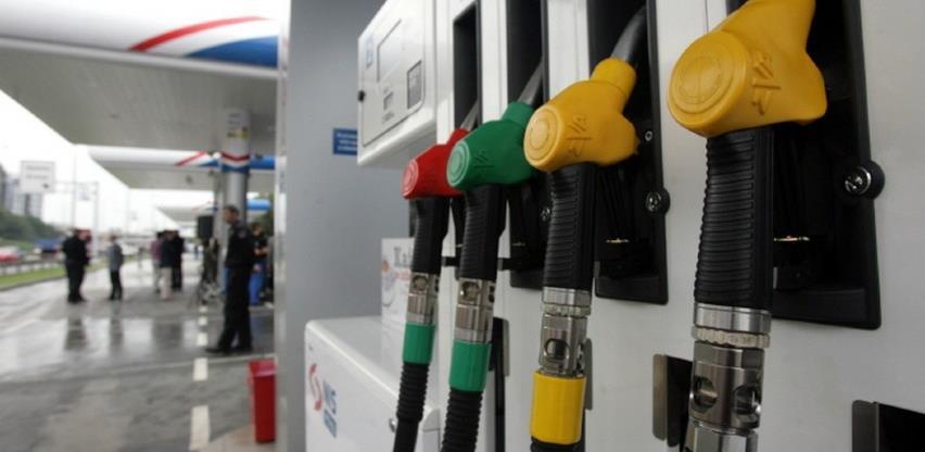 Cijene goriva u RS-u mogu da padnu maksimalno još deset feninga