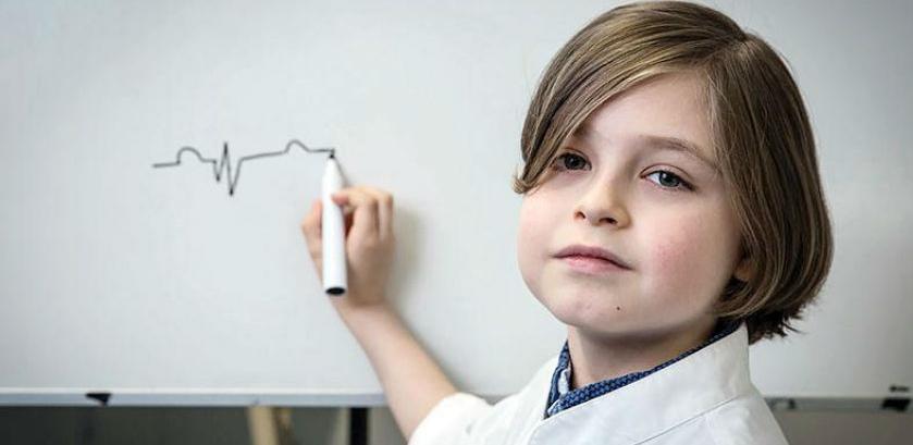 Devetogodišnji Laurent Simons najinteligentnije dijete u Evropi