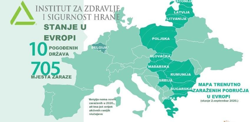 """BiH na listi država u kojim EFSA provodi kampanju """"STOP afričkoj svinjskoj kugi"""""""
