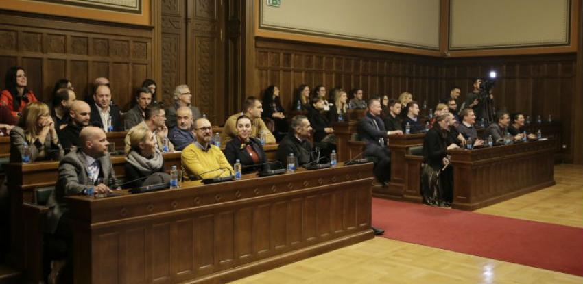 """Ozvaničen početak rada City Mind Laba u okviru inicijative """"Smart Sarajevo"""""""