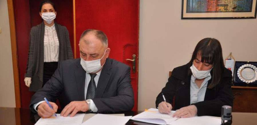 Potpisan ugovor za sanaciju krova društvenog doma u Jelićkoj