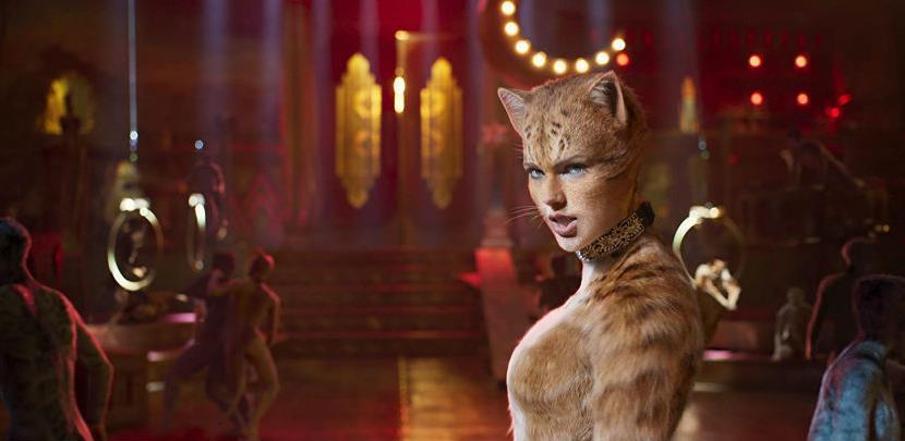 Cats u kinima od 02. januara