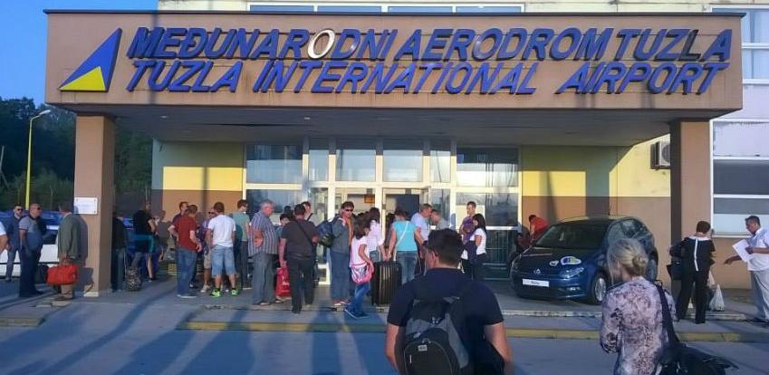 Tuzlanski aerodrom spreman za milion putnika