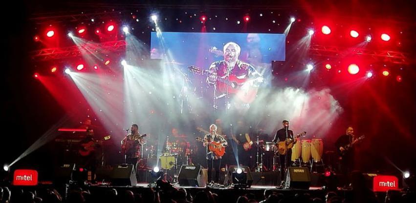 Gipsy Kings u Sarajevu svirali za pamćenje