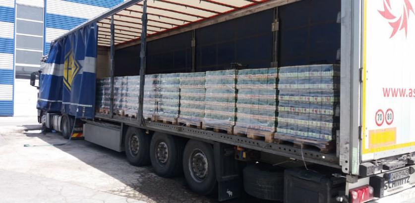 Bosanski sokovi na policama njemačkih tržnih lanaca