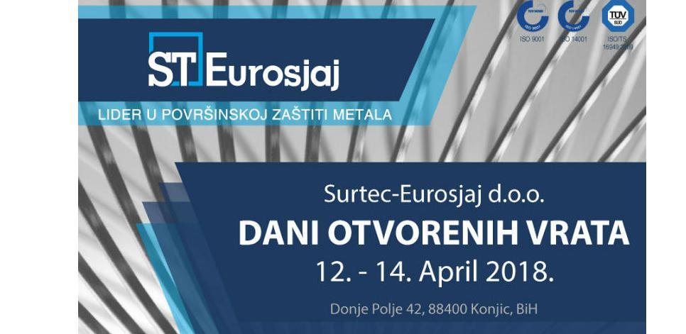 """Konjička firma SurTec Eurosjaj organizuje """"Dane otvorenih vrata"""""""
