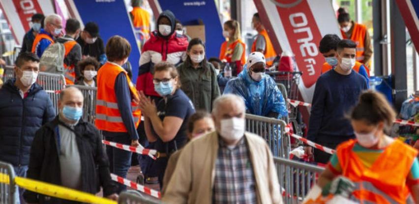 Srbija počela primjenu pojačanog epidemiološkog nadzora, kazne do 1300 eura