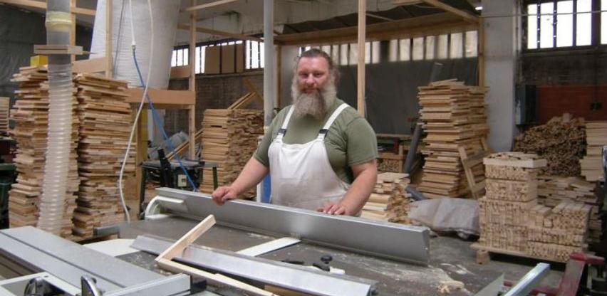U Brčkom razvili vlastitu proizvodnju opreme za pčelare
