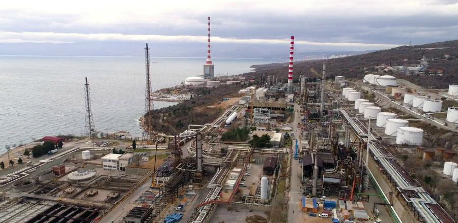 Hrvatska Vlada i MOL Grupa podržali ulaganje od 4 mlrd kuna u Ininu rafineriju
