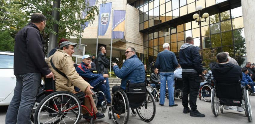 Borcima invalidnine povećane od 0,90 do 40 KM