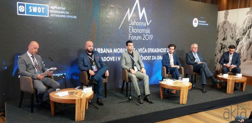 Javni gradski sabraćaj u Sarajevu dobija pametna tehnološka rješenja