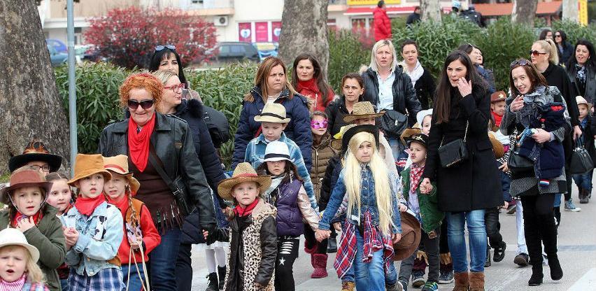 Čapljina domaćin rođendana Europske asocijacije karnevalskih gradova