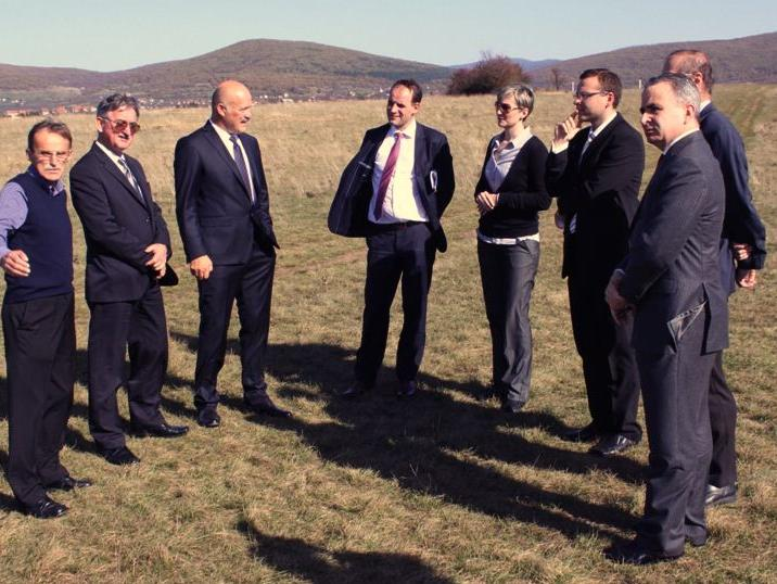 Diplomate EU u općini Bosanski Petrovac