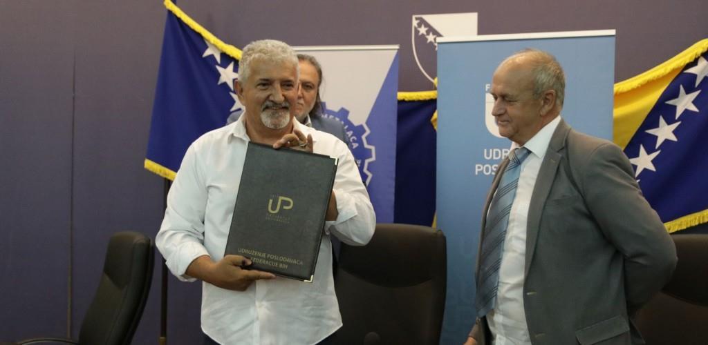 Potpisan Kolektivni ugovor za metalsku industriju u FBiH
