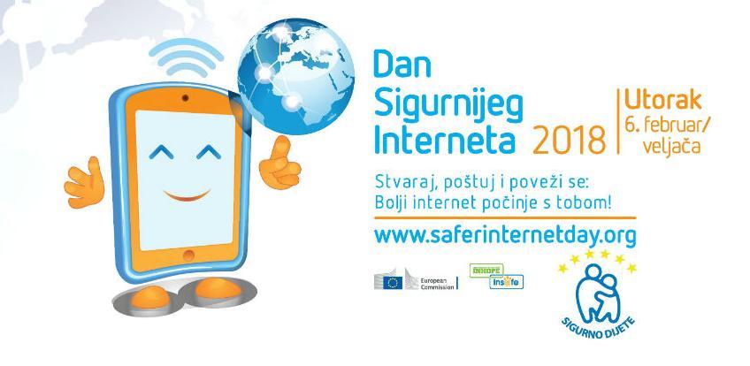 """Šestog februara obilježava se """"Dan sigurnijeg interneta"""""""