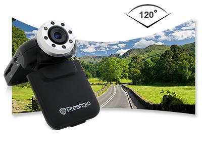 Prestigio Roadrunner 310: Idealan uređaj za snimanje iz automobila