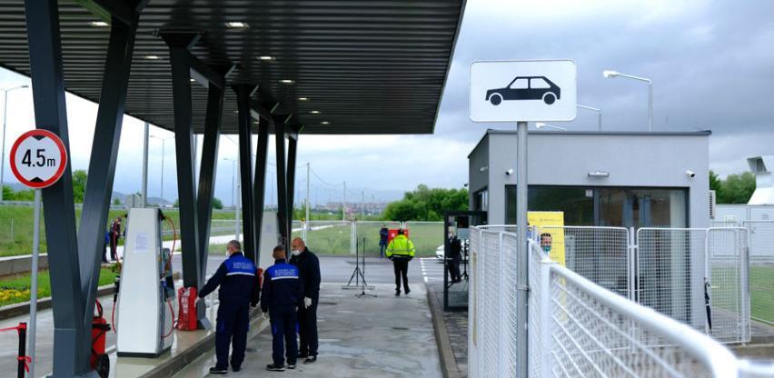 Otvorena prva javna punionica prirodnim gasom u Kantonu Sarajevo