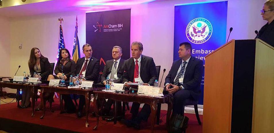Privredna komora FBiH učestvovala na Američkom biznis forumu