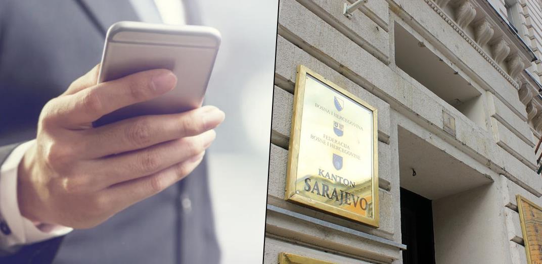 """Vlada Kantona Sarajevo prešla na usluge """"m:tela"""""""