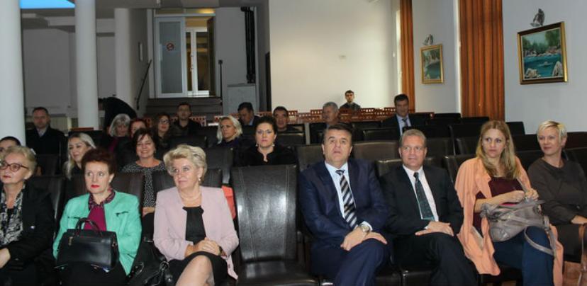 U Goraždu promovisan EU4Business projekat