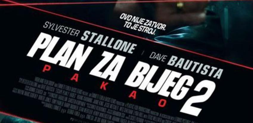 U Cinema Cityju Plan za bijeg 2: Pakao i mjuzikl Mama Mia! Idemo ponovo