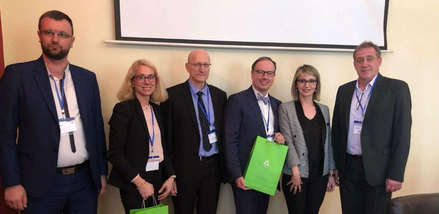 Delegacija INZ-a na konferenciji Vijeća Evropskih Regija
