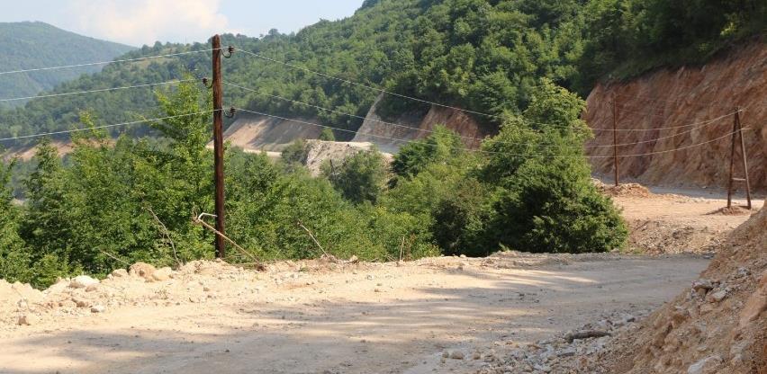 Probijanje trase puta Donji Kakanj-Kondžilo: Dodatnih 600 hiljada KM za I fazu
