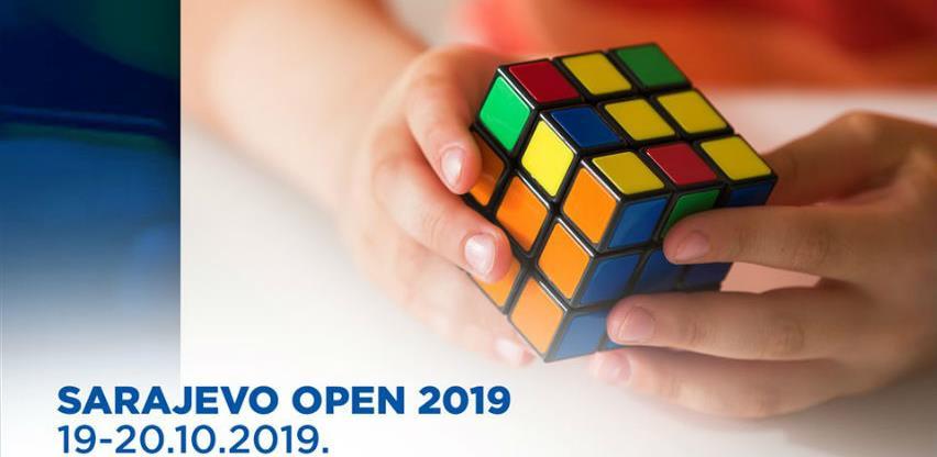 Sarajevo Open 2019. - Takmičenje u slaganju Rubikove kocke i sličnih mozgalica