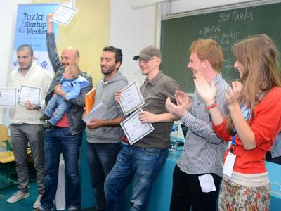 Uspješno završen prvi Tuzla Startup Weekend