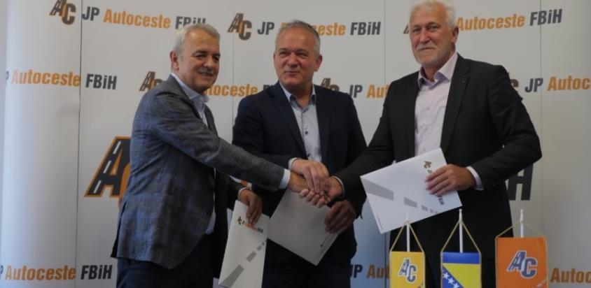 Potpisan novi Sporazum o izgradnji dionice autoceste Tarčin-Konjic