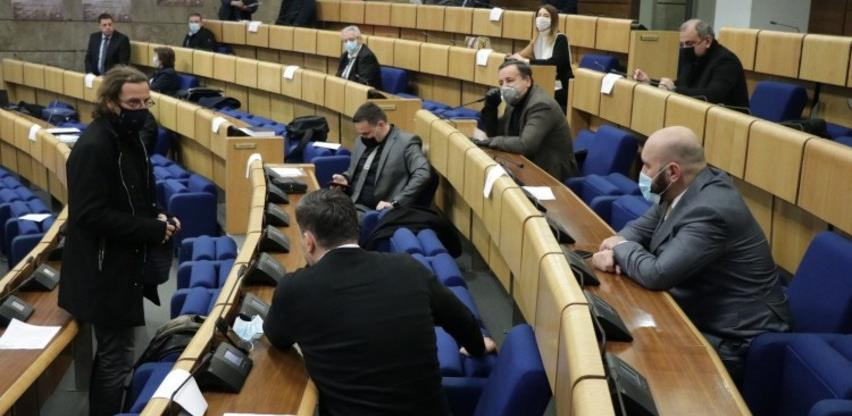 Prijedlog o finansiranju Mostara izglasan, ali još ne može stupiti na snagu