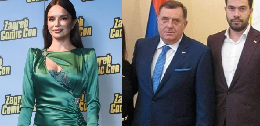 Dodik osniva regionalnu televiziju na kojoj Severina dobija svoj talk show
