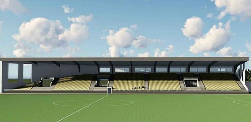 Privodi se kraju prva faza izgradnje gradskog stadiona u Ilijašu