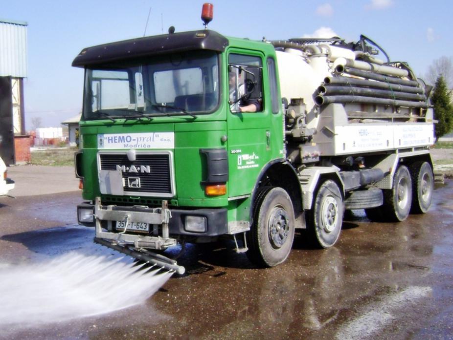 HEMO-pral Modriča: Lider u industrijskom čišćenju i upravljanju otpadom