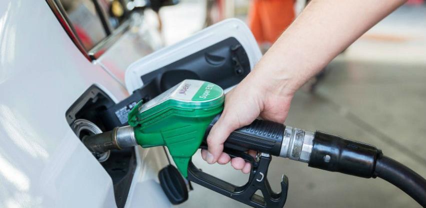 Cijene godinama ne miruju: Benzin skoro 2,5 maraka