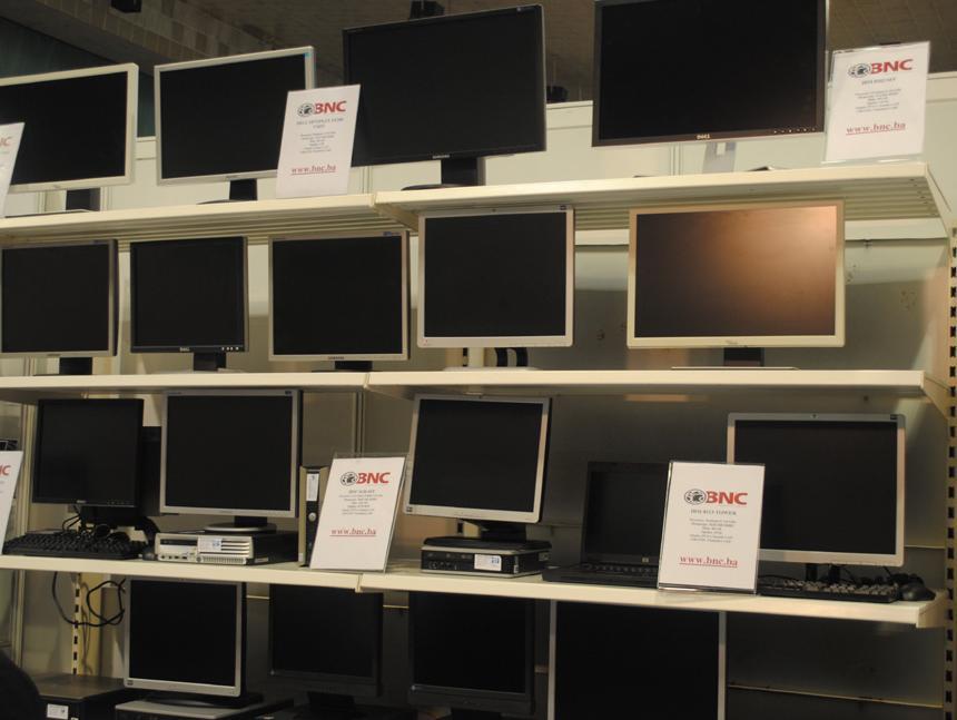 Firma BNC za godinu postala prepoznatljivo ime na tržištu polovnih računara