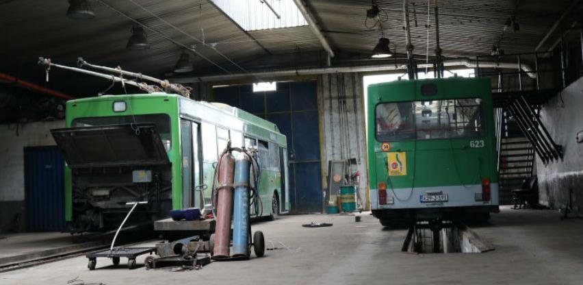 Nabavka novih trolejbusa za gradski saobraćaj u Sarajevu