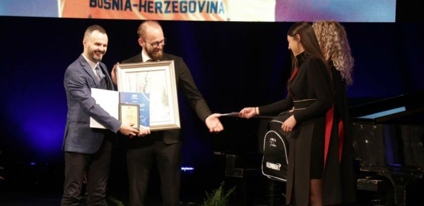 Amel Tuka i Larisa Cerić sportisti godine u izboru Sportskog saveza BiH