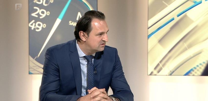 Džafić: U toku pregovori o uvođenju voza na relaciji Sarajevo - Ploče