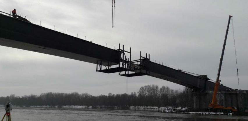 Za most kod Bosanske Gradiške Hrvatska će dati 130 miliona KM