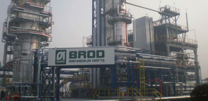 Novi masovni otkazi u rafineriji u Bosanskom Brodu