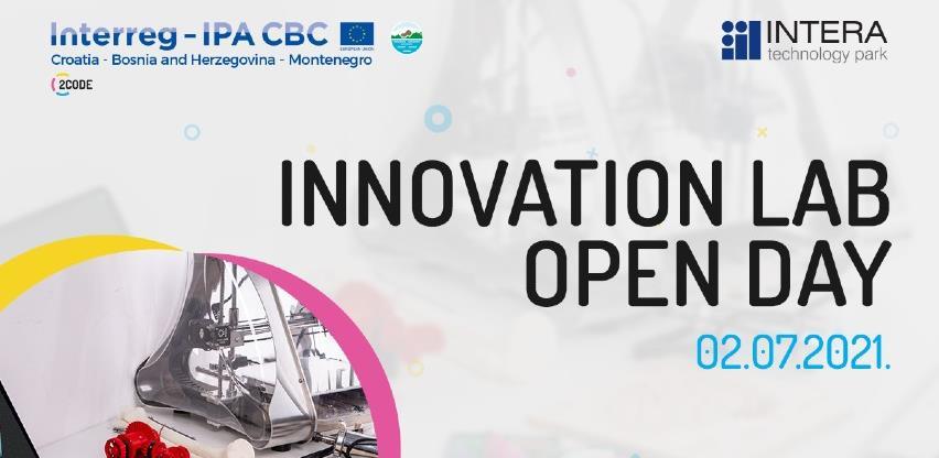 Upoznajte inovacijski laboratorij INTERA Tehnološkog Parka na Danu otvorenih vrata