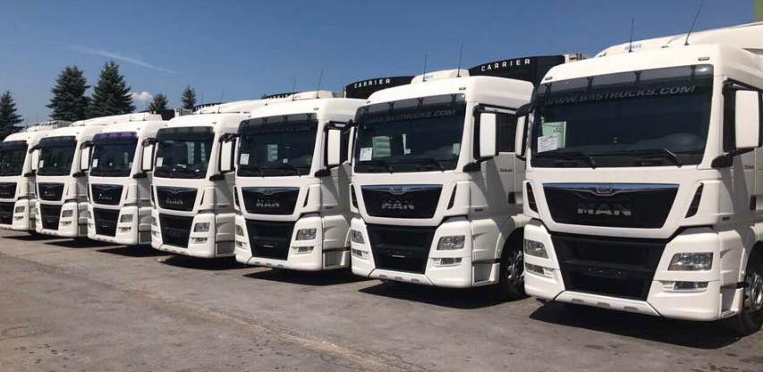 Novi poslovi: Turbo Trade isporučio devet kamiona za mesnu industriju