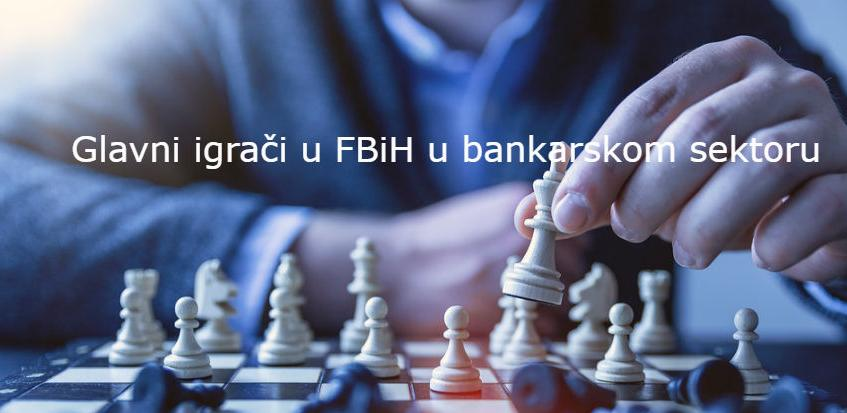 Banke u FBiH ruše rekorde: U vrhu UniCredit Bank, prati je Raiffeisen Bank
